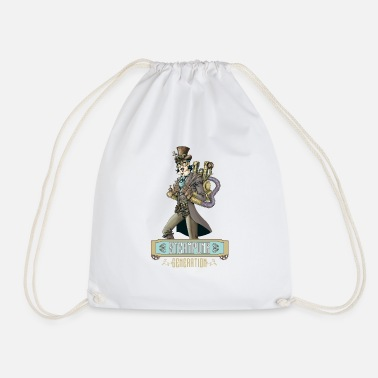 Vintage Collection V2 steampunk generation - Drawstring Bag