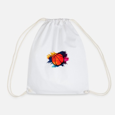 Ball ball - Drawstring Bag