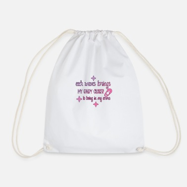 Birth birth - Drawstring Bag