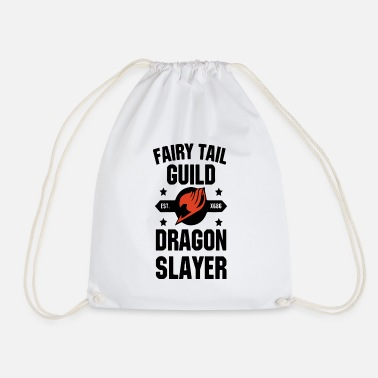 Fairy Tail Fairy tail - Dragonslayer - Drawstring Bag