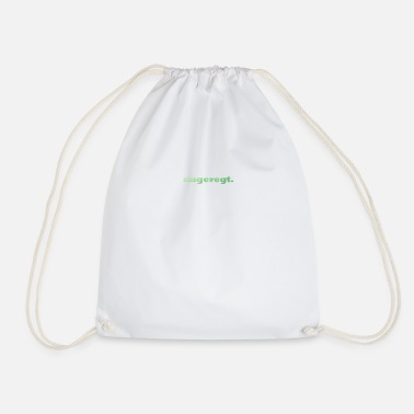 Stimulation stimulated. - Drawstring Bag