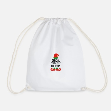 North Yorkshire Official North Pole - Drawstring Bag