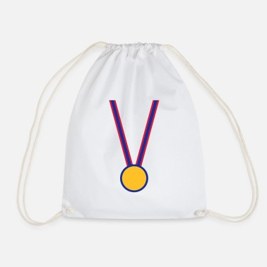 Medal medal - Drawstring Bag