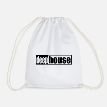 House Techno - House - Deep House - Mochila saco
