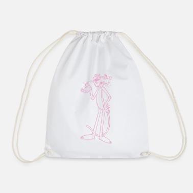 Pink Panther Paulchen Sketch - Drawstring Bag