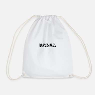 Korea Korea - Drawstring Bag