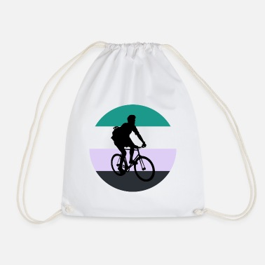 Bmx bicycle - Drawstring Bag