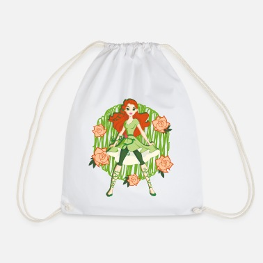 DC Super Hero Girls Poison Ivy Roses - Sac de sport léger