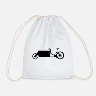 Cargo cargo bike - Drawstring Bag