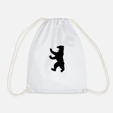 Berlin Bear Bear of Berlin - Drawstring Bag