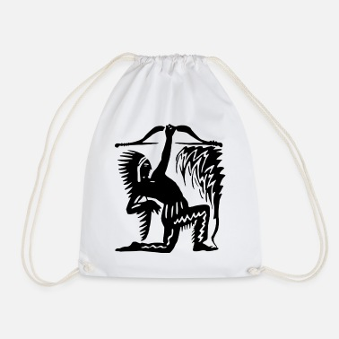 American Indian American Indian - Drawstring Bag