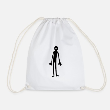 Man Man. - Drawstring Bag