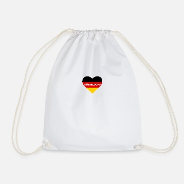 North Rhinewestphalia Düsseldorf - Drawstring Bag