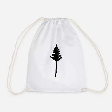 Pine Pine tree - Drawstring Bag