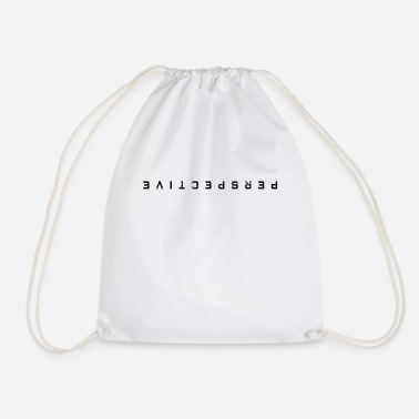 View Viewing point of view perspective - Drawstring Bag