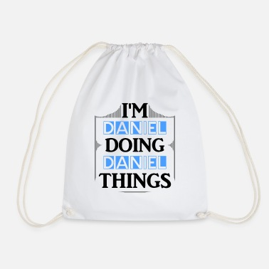 Name Day Name day Daniel - Drawstring Bag