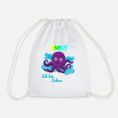 Birthday Kids Birthday Kids Kids Birthday YOUR OLD Kids - Drawstring Bag