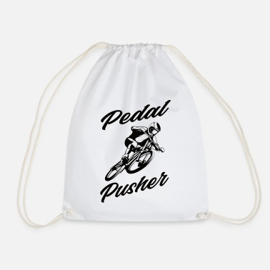 Pusher Pedal pusher - Drawstring Bag