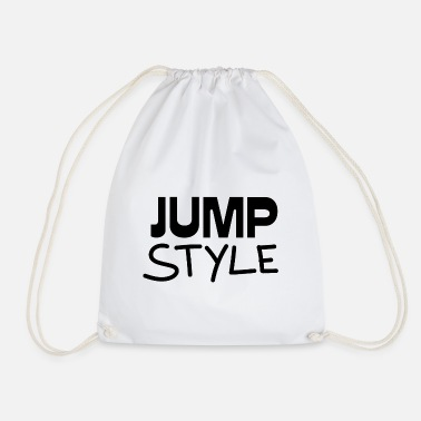 Jumpstyle Jumpstyle gift - Drawstring Bag