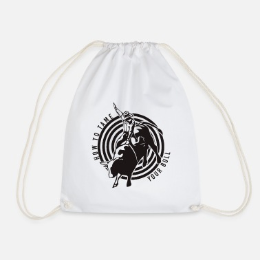 Rodeo rodeo - Drawstring Bag