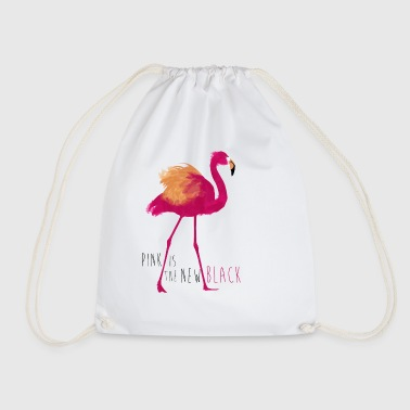 Animal Planet Flamingo Pink is the new black - Turnbeutel