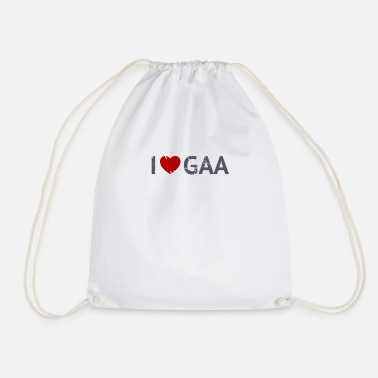 Tipperary Amazing GAA Themed Gifts for GAA Lovers - Drawstring Bag