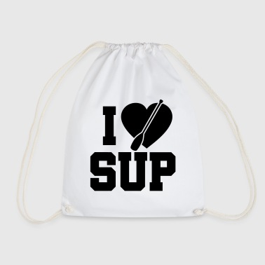 Rakastan SUP Heart And Paddle - Jumppakassi