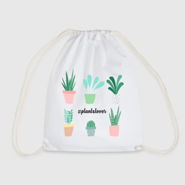 Plantslover - Drawstring Bag
