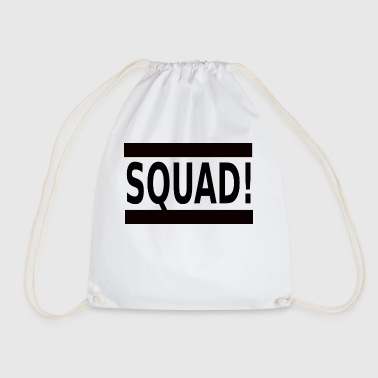 SQUAD! - Drawstring Bag
