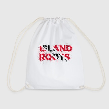 Trinidad roots - Drawstring Bag