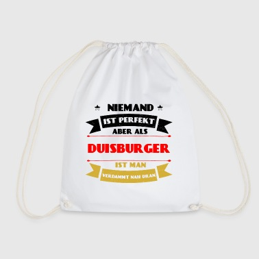 Perfect Duisburg - Duisburg Germany Ruhr - Drawstring Bag