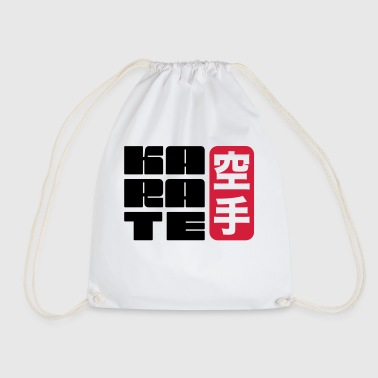 karate - Drawstring Bag