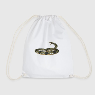 Anaconda - Drawstring Bag