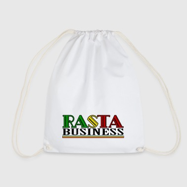 Rasta Business - Drawstring Bag