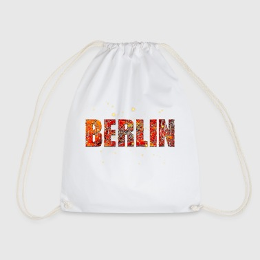 Berlin 005 - Drawstring Bag