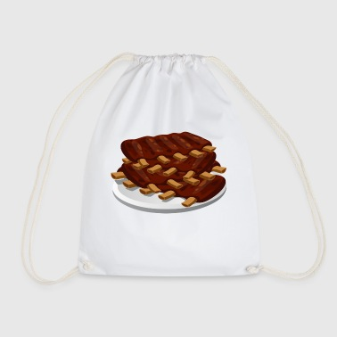 spare ribs 575310 1280 - Drawstring Bag