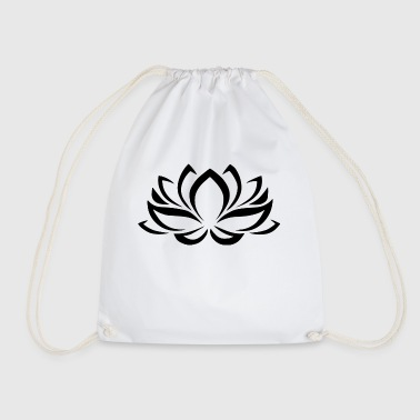Lotus Flower Abstract - Gymbag