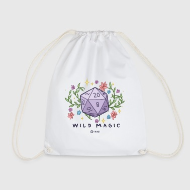 WILD MAGIC - Drawstring Bag