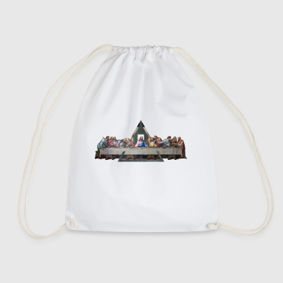 The Lord 's Supper - Drawstring Bag