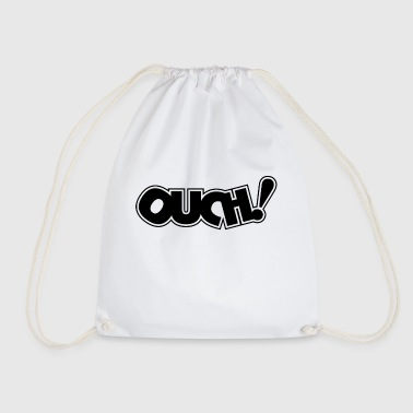 Ouch - Drawstring Bag