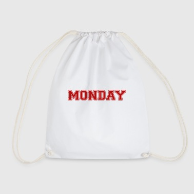 monday - Drawstring Bag