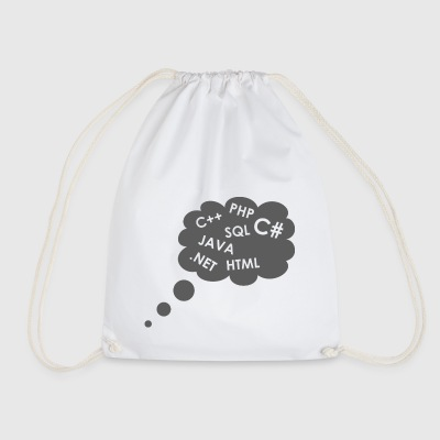 PHP HTML and co. - Drawstring Bag