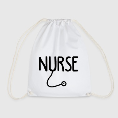NURSE - Drawstring Bag