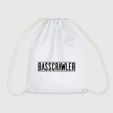 Bass Crawler - Drawstring Bag