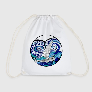 Windsurfing - Drawstring Bag