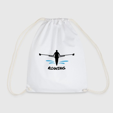 Rowing - Drawstring Bag