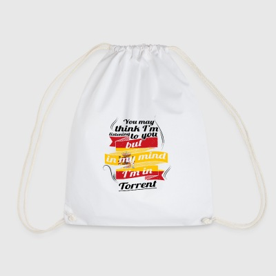 HOLIDAY Spain espanol TRAVEL IM IN Spain Torrent - Drawstring Bag