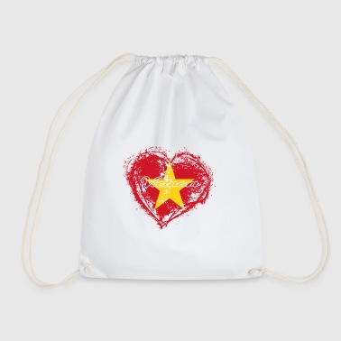 HOME ROOTS COUNTRY POISON LOVE Vietnam - Drawstring Bag