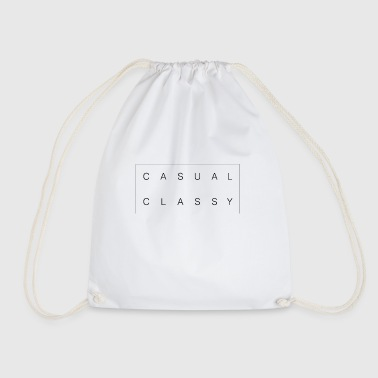 CasualClassy - Drawstring Bag
