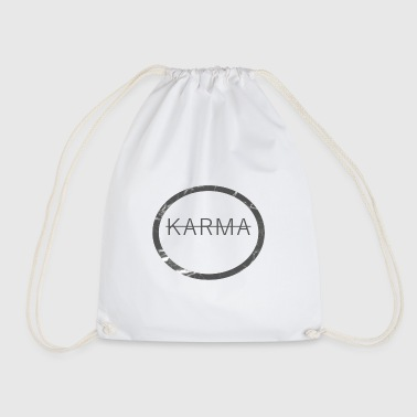 KARMA - Drawstring Bag